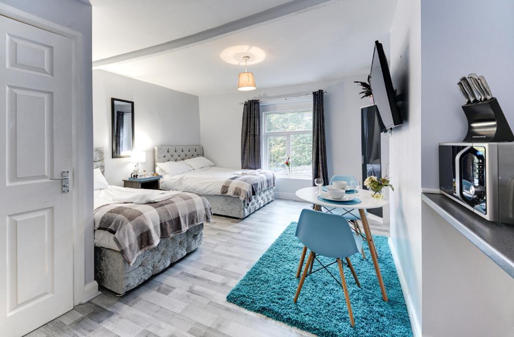 A room at Grey Stone Studio Apartments