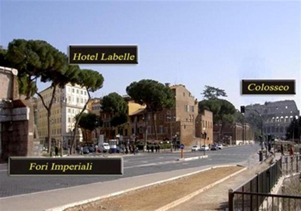 The Hotel Labelle.