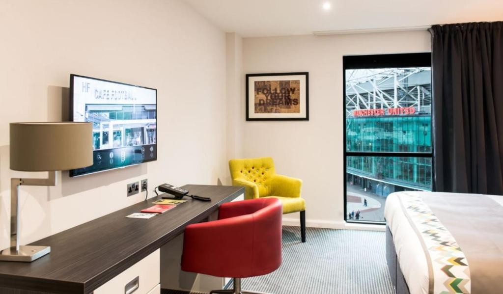 Hotel Football, Old Trafford - Laterooms