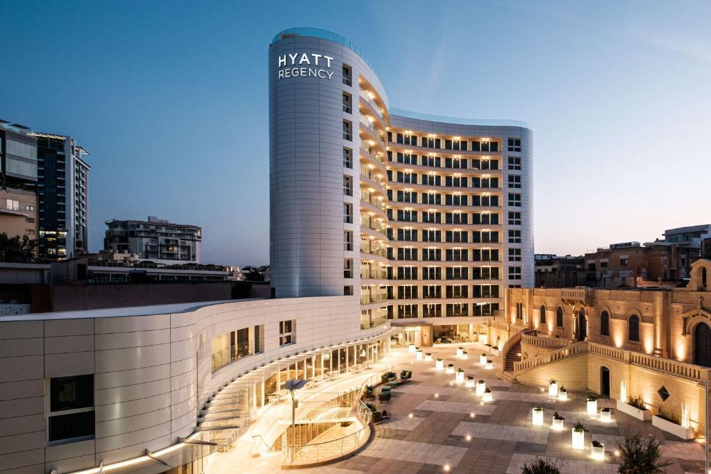 Hyatt Regency Malta St. Julians, Oktober 2020