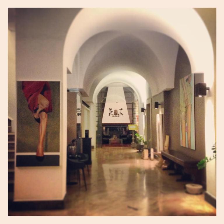 Hotel Principe di Villafranca - Laterooms