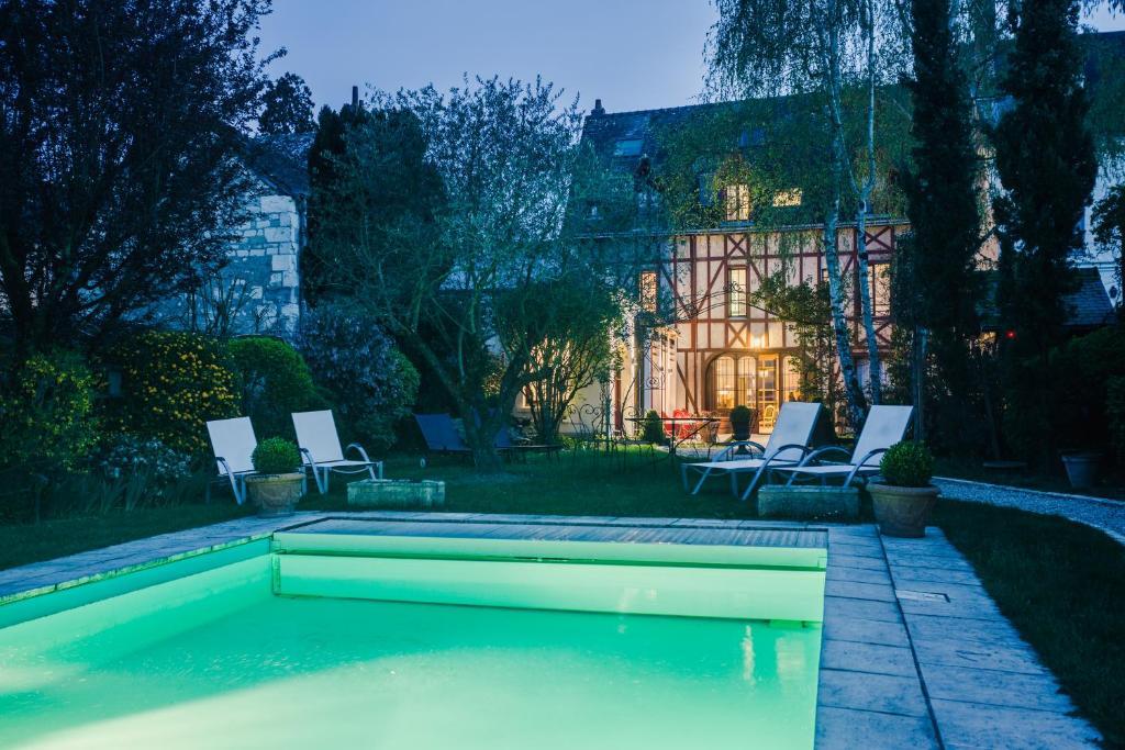 Hotel Spa - Au Charme Rabelaisien Amboise, France