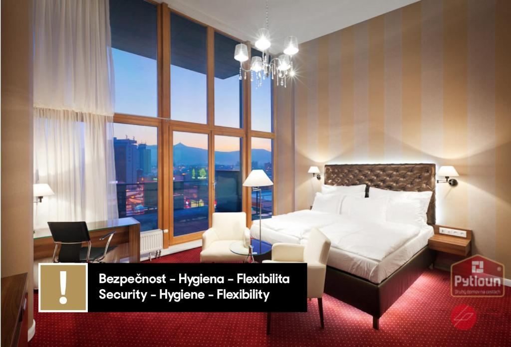 Pytloun City Boutique Hotel Liberec, Czech Republic