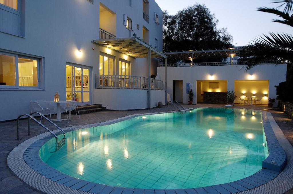 The swimming pool at or near Filoxenia Apartments