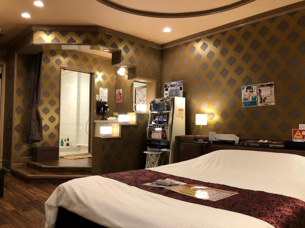 ホテルレスポアール
