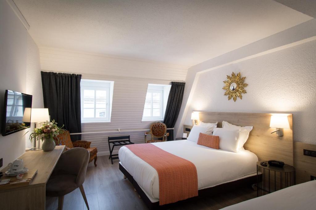 Hotel Cardinal De Rohan - Laterooms