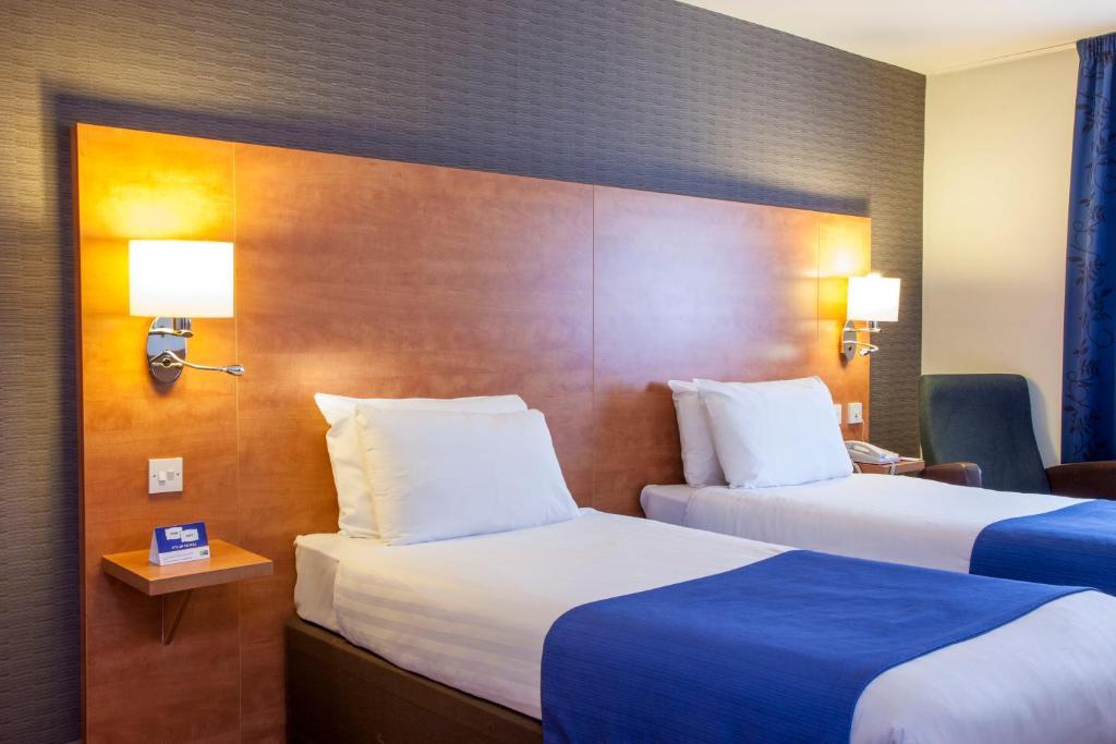 Holiday Inn Express SHREWSBURY - Laterooms