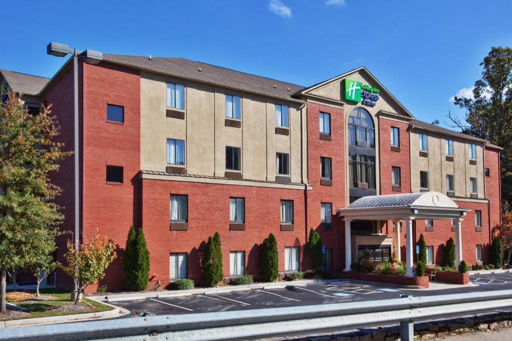The Holiday Inn Express Hotel & Suites - Atlanta/Emory University Area.