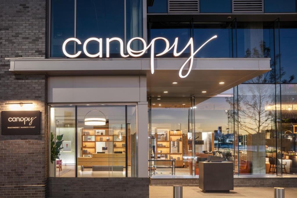 The Canopy by Hilton Baltimore Harbor Point.