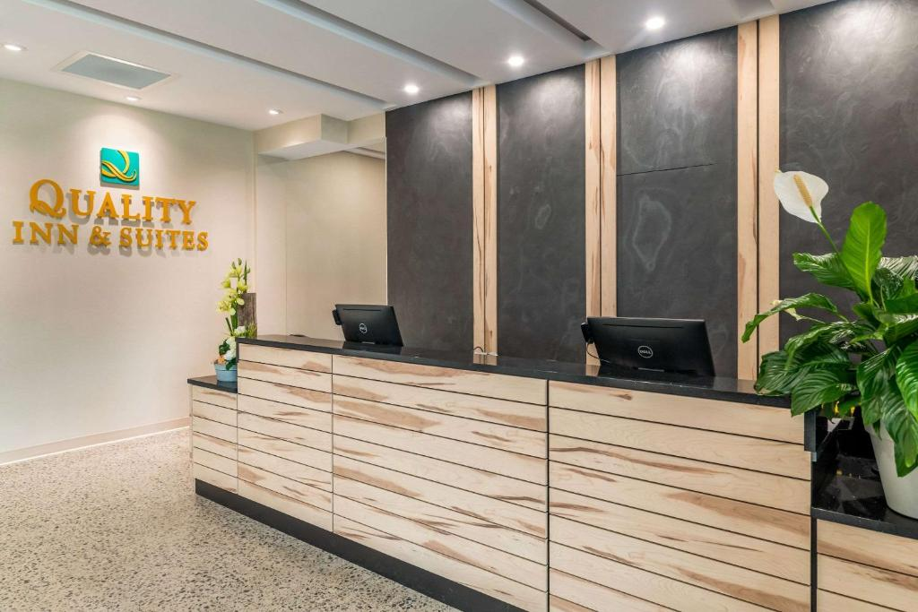 Quality Inn & Suites Mont-Joli