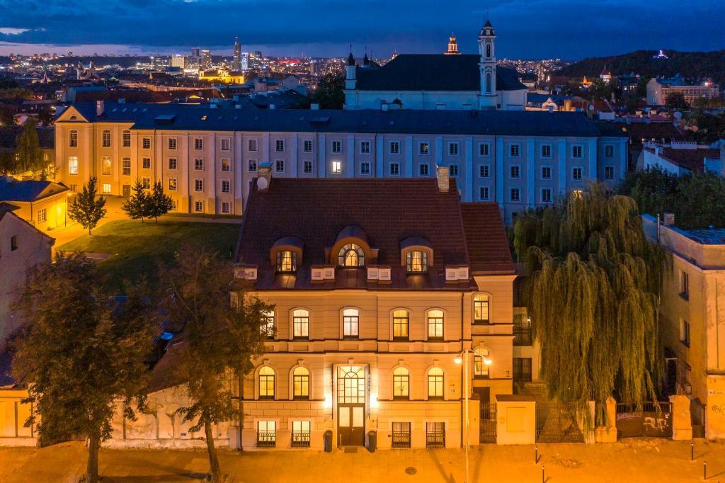 Art Hotel Moon Garden Vilnius, Lithuania