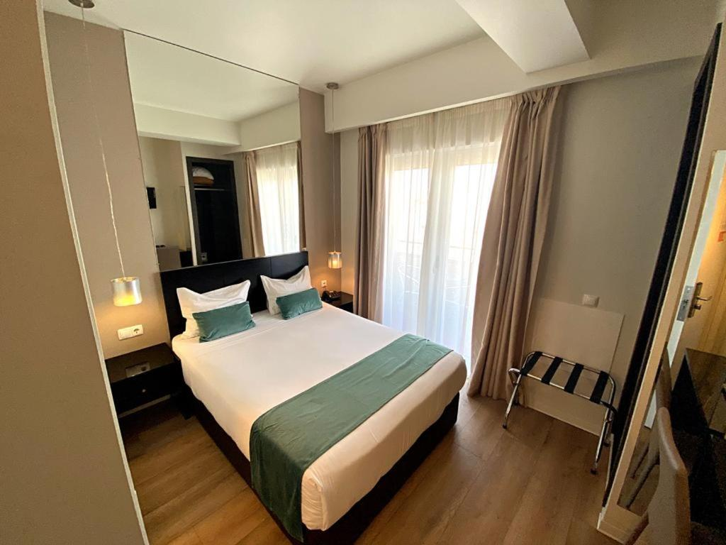 Lisbon City Hotel - Laterooms