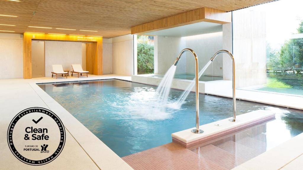 A piscina em ou perto de Hotel Minho