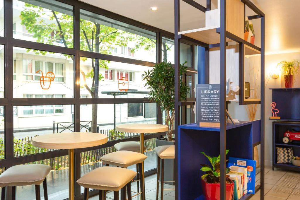 Aparthotel Adagio Access La Défense Léonard de Vinci - Laterooms