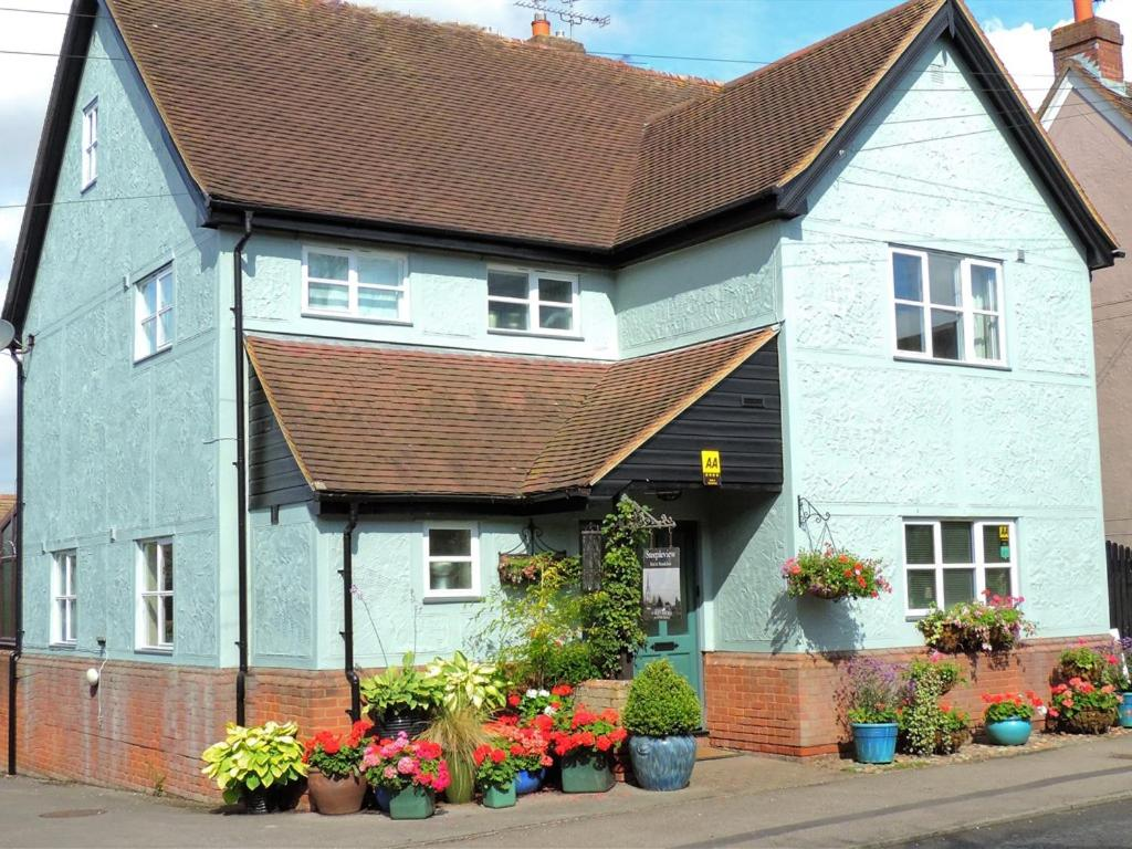 Steepleview Bed and Breakfast in Thaxted, Essex, England