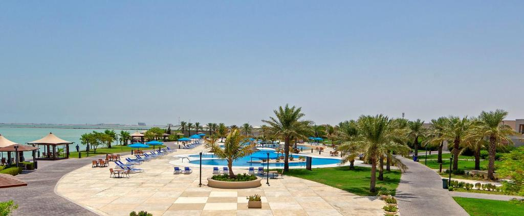 A view of the pool at Simaisma A Murwab Resort or nearby