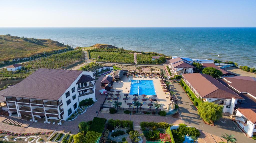 Tizdar Family Resort & SPA с высоты птичьего полета