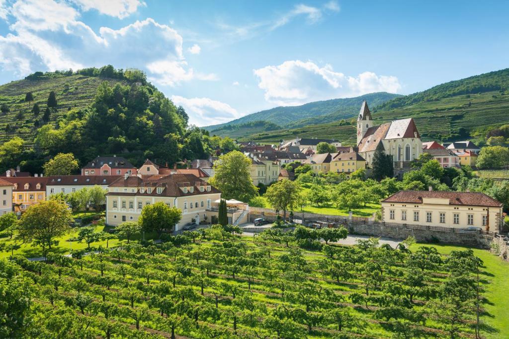 Barock-Landhof Burkhardt Spitz, Austria