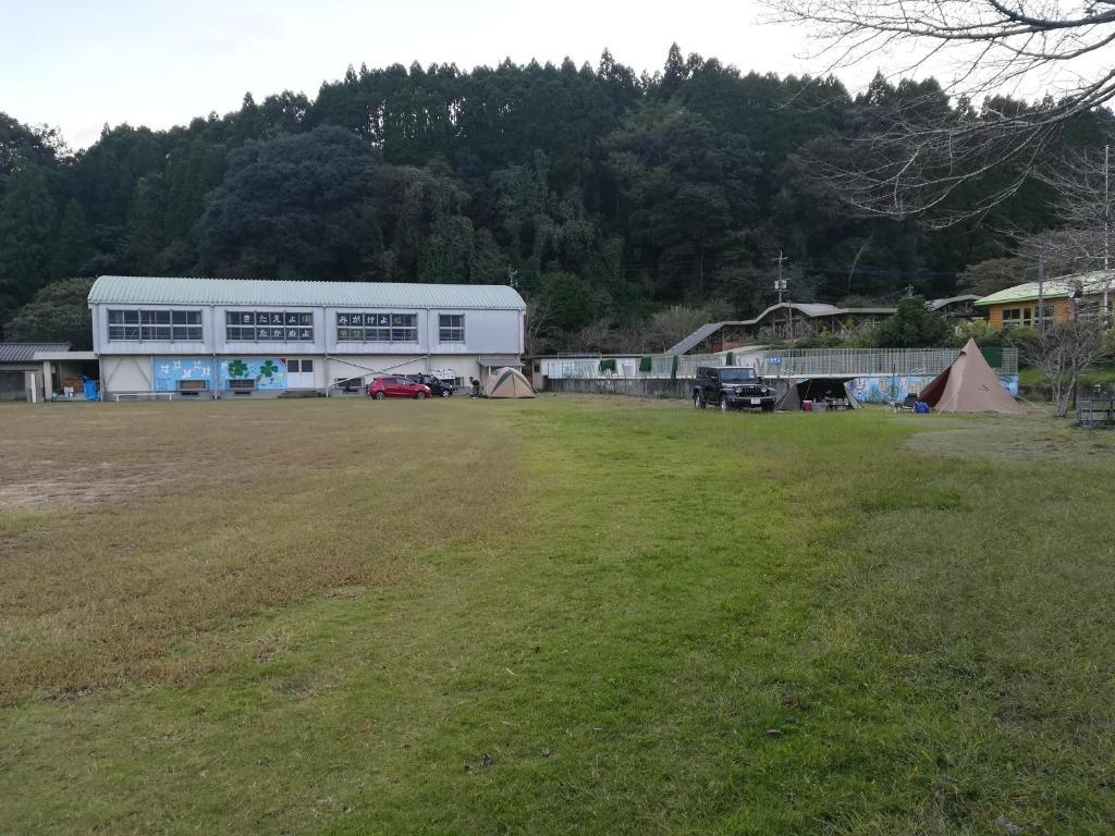 くまもと三ツ川キャンプ場