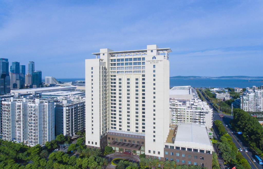 A bird's-eye view of Hotel Nikko Xiamen
