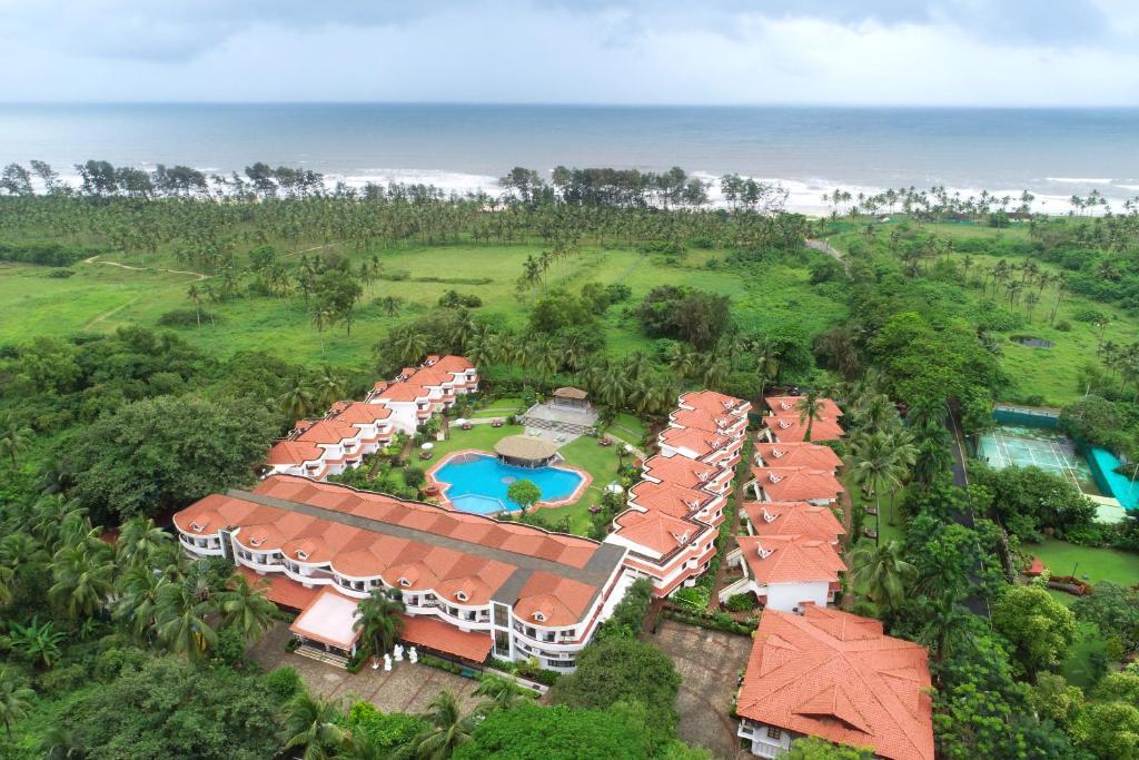 A bird's-eye view of Heritage Village Resort & Spa Goa