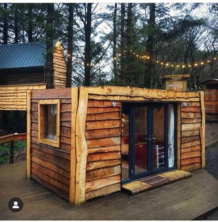 Ty Grug Cabin