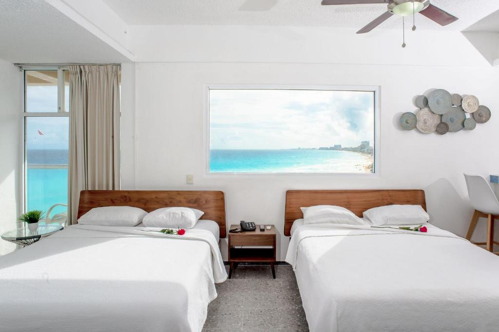 Stunning 2 Bdrm Beach Oceanfront Condo On Cancun Beach Hotel Zone Cancun Updated 2021 Prices