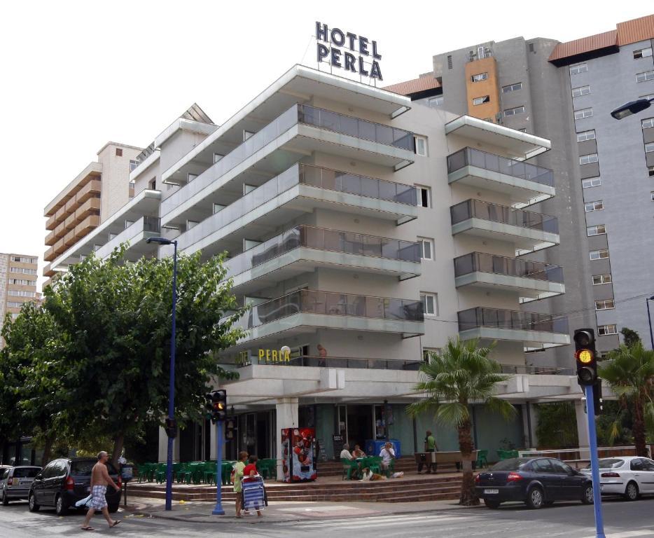 Hotel Perla Benidorm, Spain