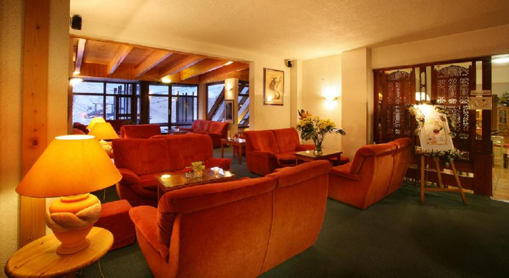 Hotel Le Val Chaviere Val Thorens, France
