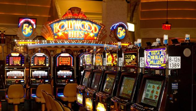 The Hollywood Casino Bangor.