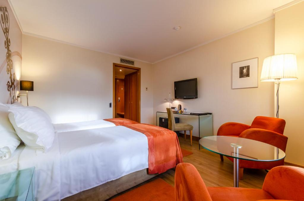 Hotel Marques de Pombal - Laterooms