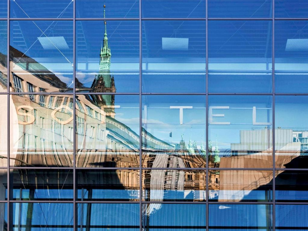 Sofitel Hamburg Alter Wall - Laterooms