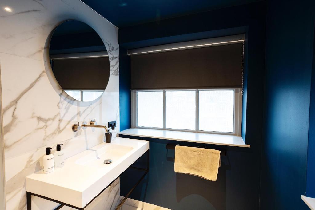 Een badkamer bij Daen's Greenhouse