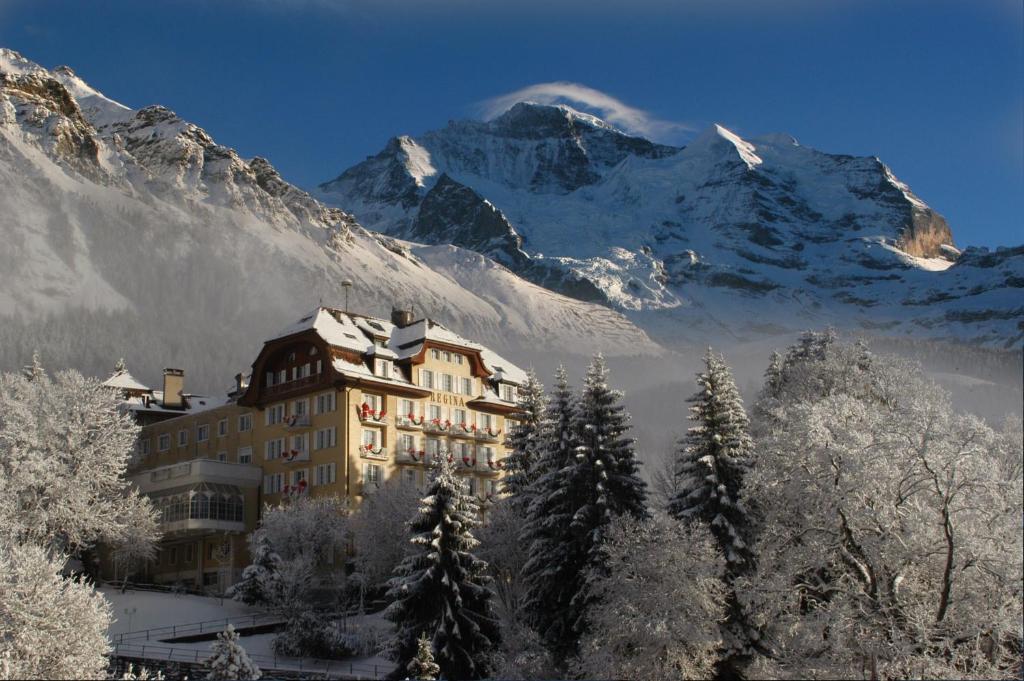 Hotel Regina Wengen, Switzerland