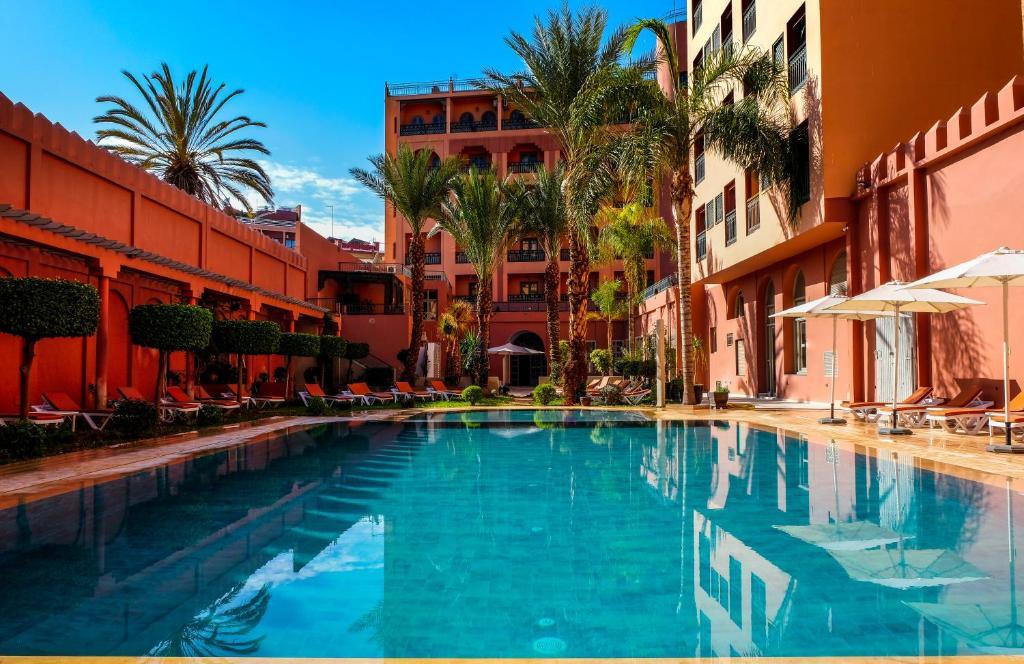 Piscina en o cerca de Diwane Hotel & Spa Marrakech