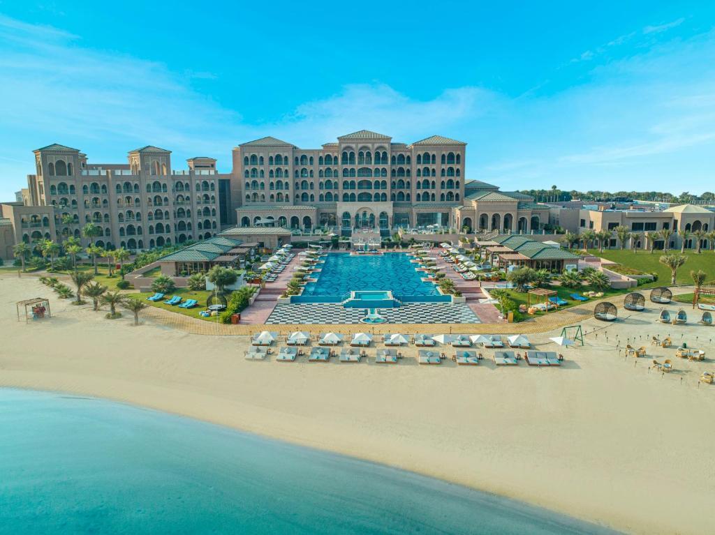 منظر Royal Saray Resort, Managed by Accor من الأعلى