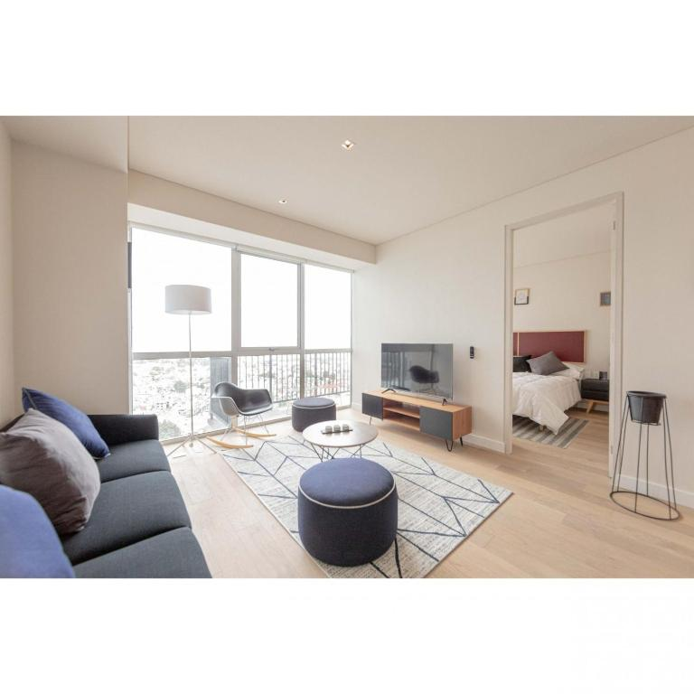 Brand New One Bedroom Apartment at Santa Fe with hotel amenities