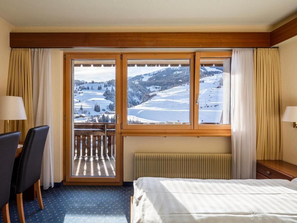 Danilo Pianta Hotel Savognin, Switzerland