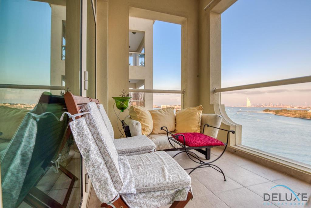 Inviting 1 Bedroom Apartment At Khudrawi Shoreline Palm Jumeirah By Deluxe Holiday Homes Dubai Aktualisierte Preise Fur 2021