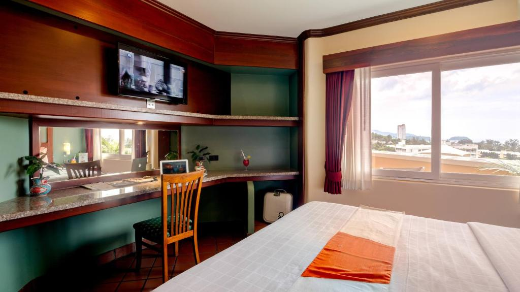Pacific Club Resort - Laterooms