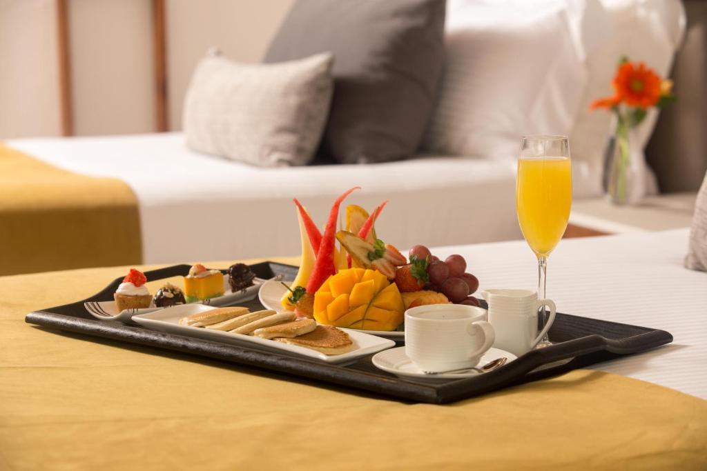 Завтрак для гостей Dreams Royal Beach Punta Cana