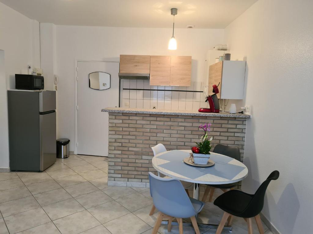 Yutz centre ville logement refait à neuf 45 m2