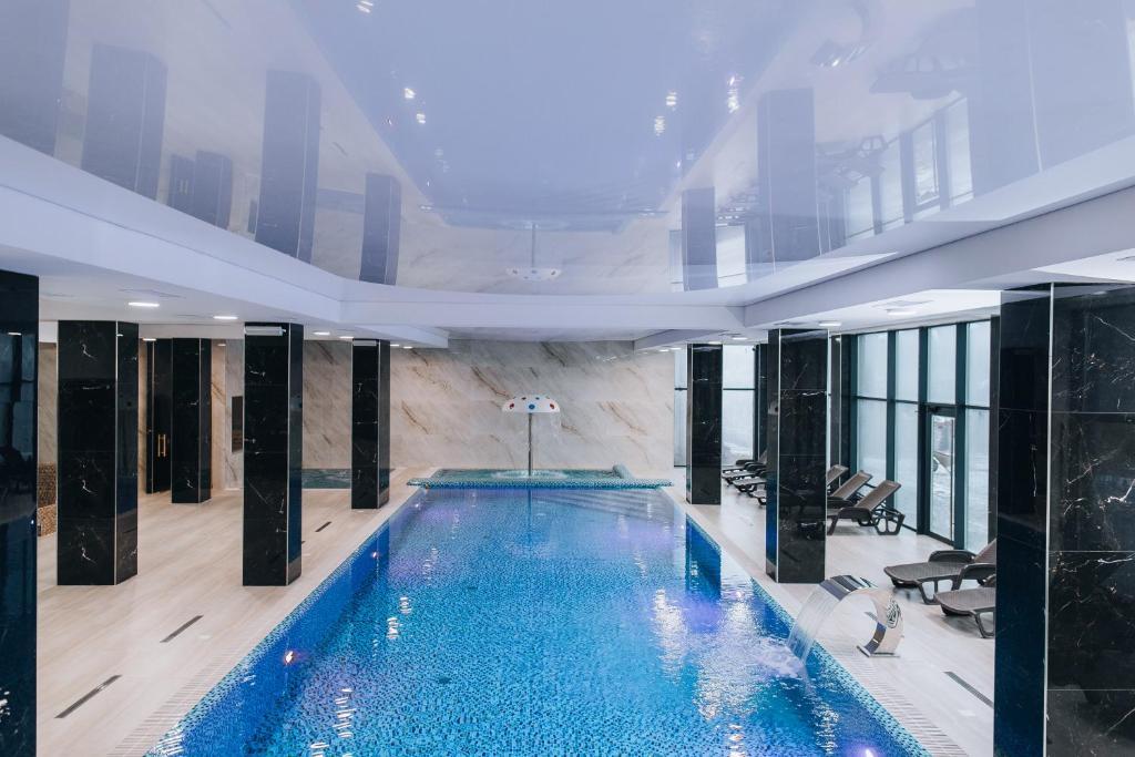 The swimming pool at or near Villa Elena SPA & Resort