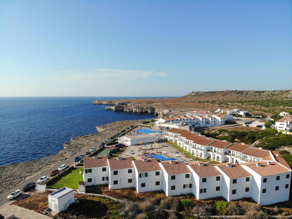 RVHotels Sea Club Menorca с высоты птичьего полета