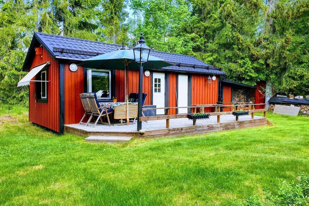 Guesthouse at Ingarö Stockholm archipelago (breakfast)