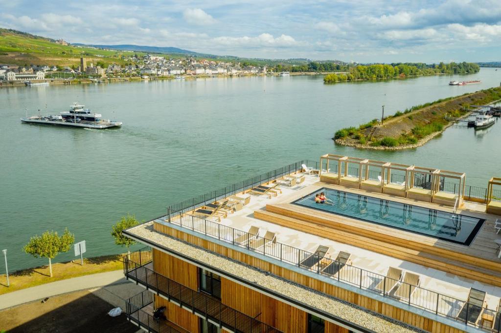 Papa Rhein by Bollands Hotels Bingen, Juli 2020