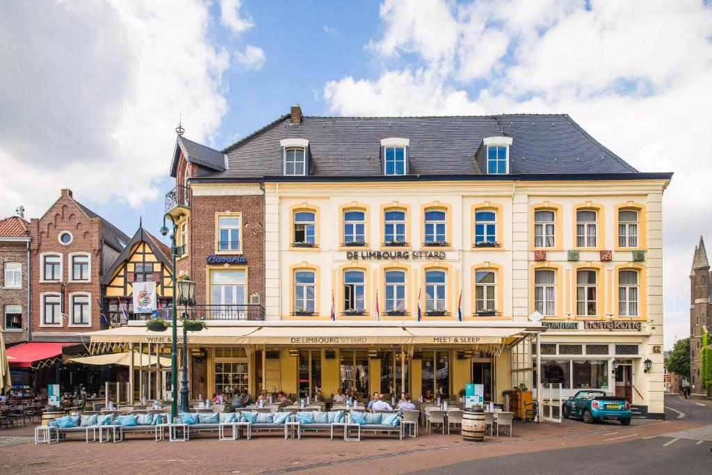 Hotel De Limbourg Sittard, Netherlands