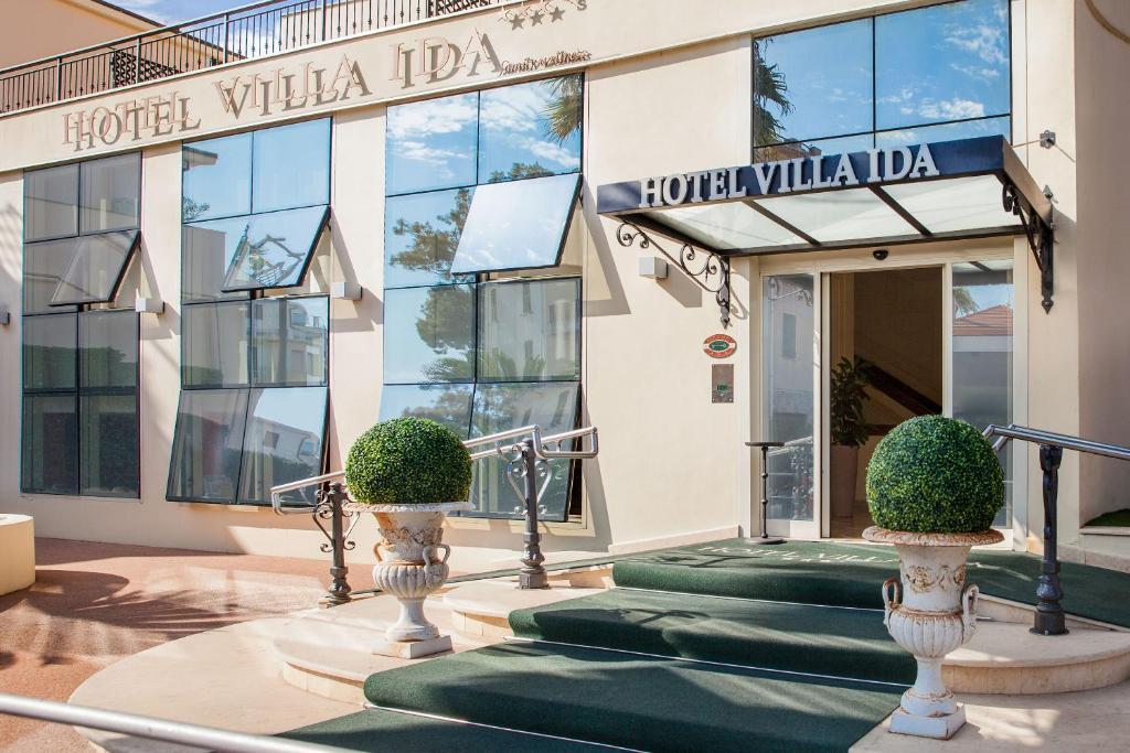 Hotel Villa Ida Laigueglia, Italy