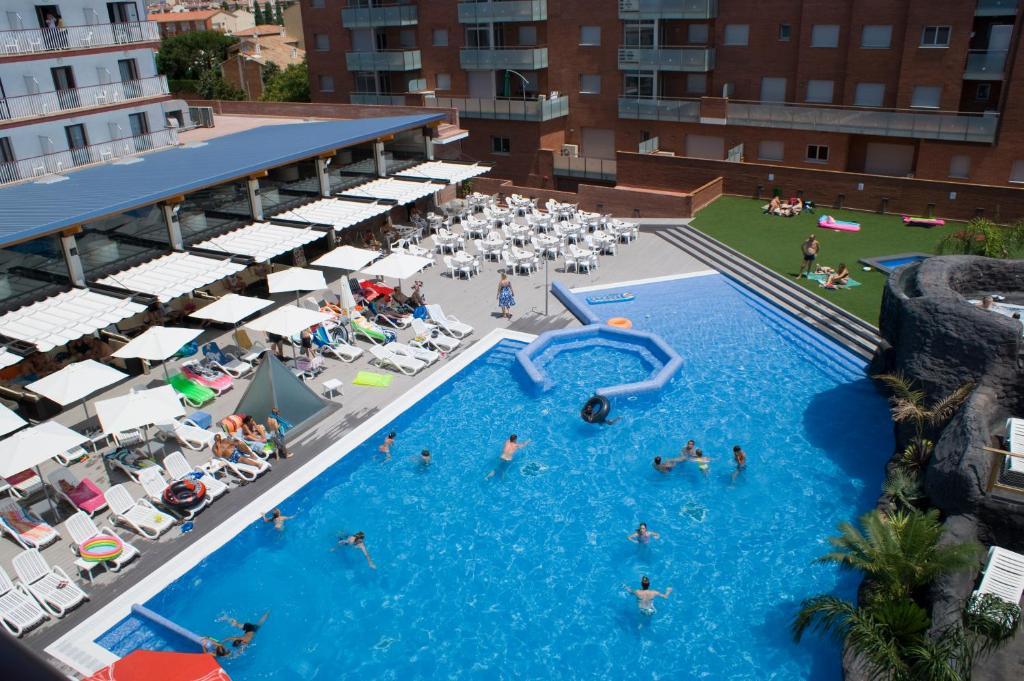 Hotel Papi Malgrat de Mar, Spain