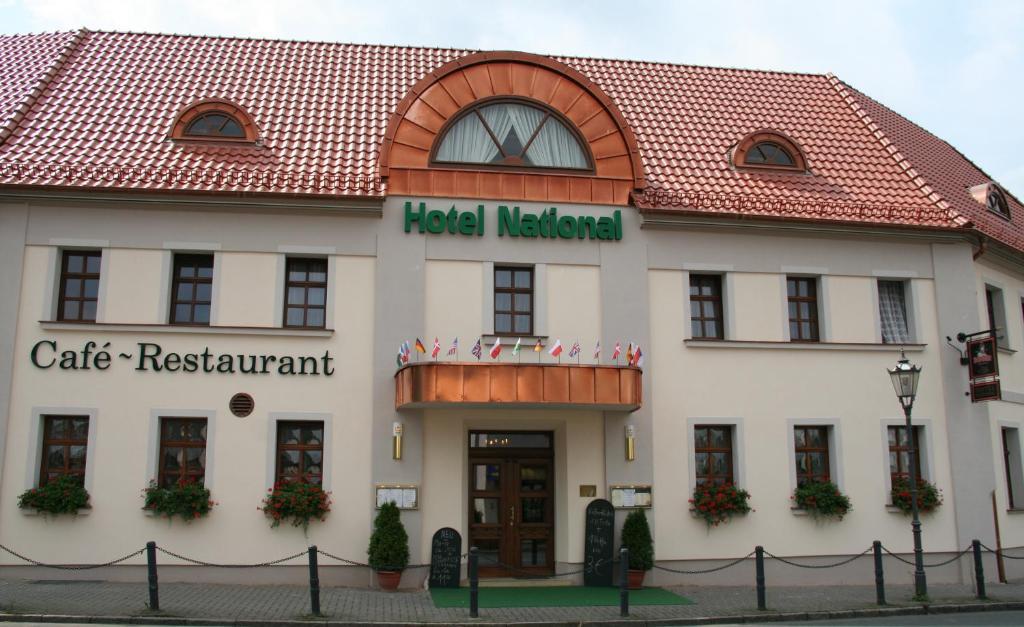 Hotel National Bad Duben, Germany
